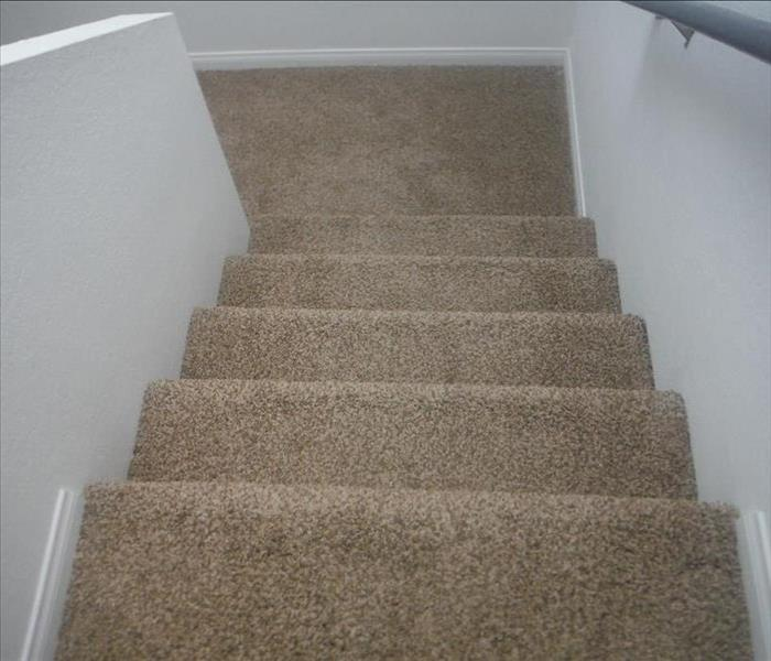 After reinstallation of the Carpet